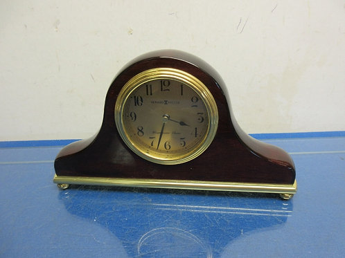 "Howard Miller mantle clock 5.5"" High x 10"" long"