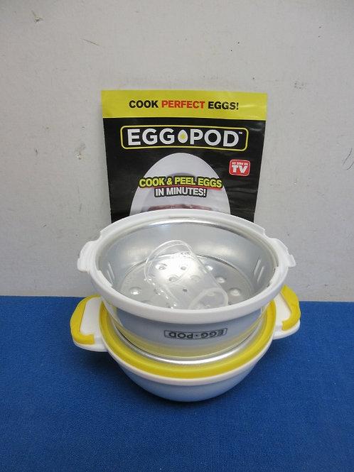 Egg Pod egg cooker as seen on TV