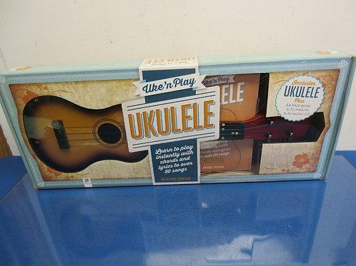 Hinkler Uke in Play Ukelele, new in box