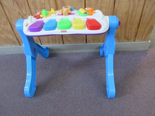 Fisher Price toddler musical stand up piano