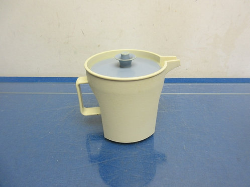 Vintage tupperware cream pitcher