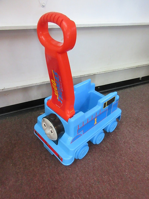 Thomas the tank engine pull along wagon or sit and ride train