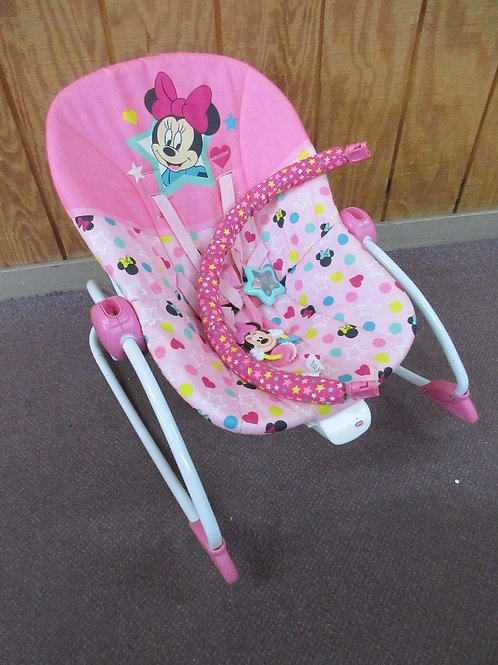 Kid2 baby minnie mouse baby to toddler rocker