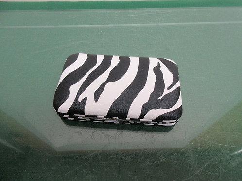 Claire's zebra design women's wallet