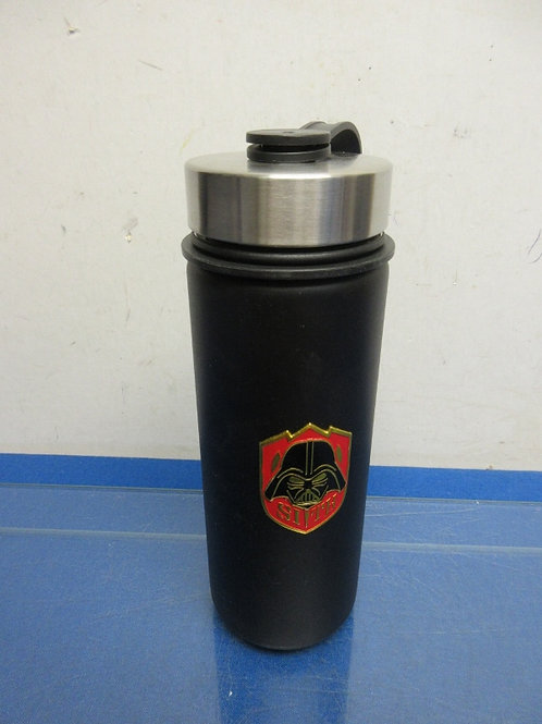 Star Wars black insulated stainless drink bottle