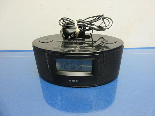 Homedics sound spa fushion-has various sounds and digital alarm clock