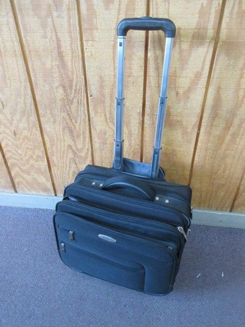 Samsonite computer bag on wheels w/handle