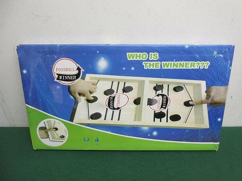 Foosball winner game