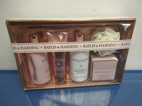 Baylis and Harding-bath set- soaps and lotions