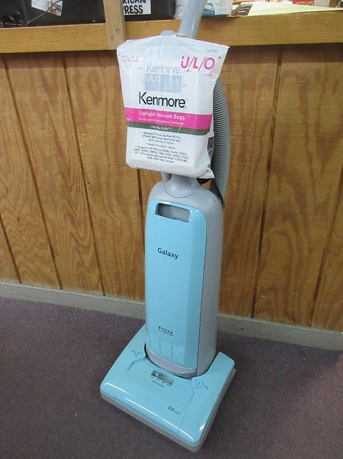 Kenmore Galaxy micron filtration 12 amp upright vacuum/xtra bags