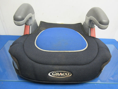Graco car booster seat,  some wear