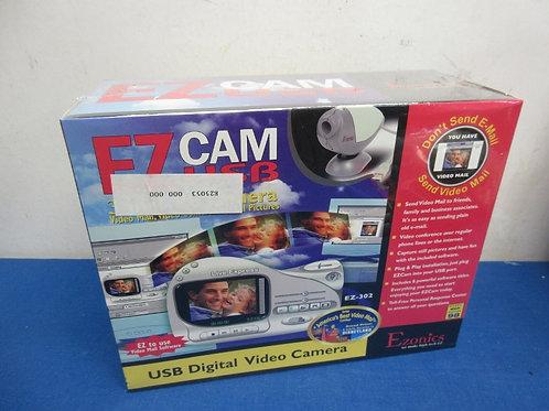 Ezonics EZ Cam usb digital video cameras- New in Box/Sealed