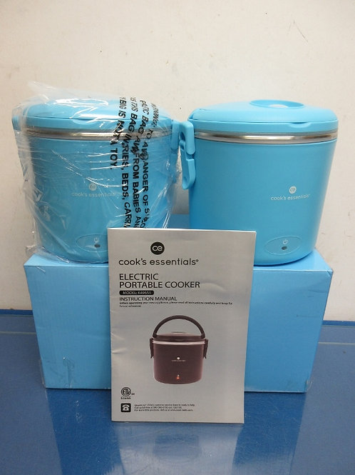 Cooks Essential set of 2 electric portable warmers (like little dippers)
