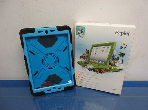 Blue pepkoo case for ipad mini2