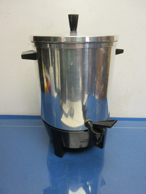 West Bend 25 cup perculator