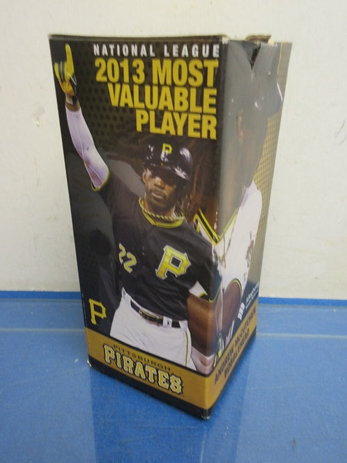 Pittsburgh Pirates Andrew McCutchen bobblehead-in box