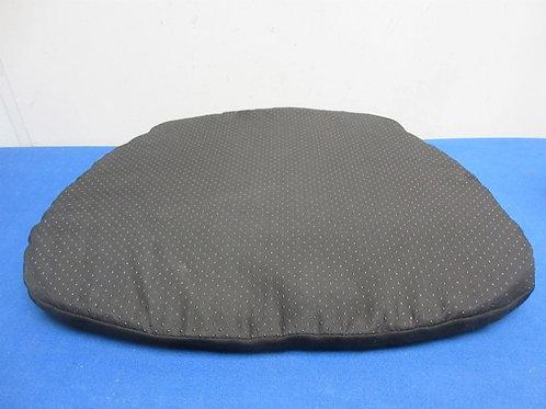 Black comforting seat cushion