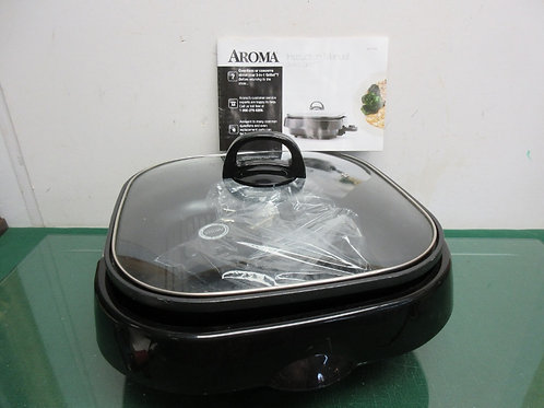 Aroma 3 in 1 electric grillet
