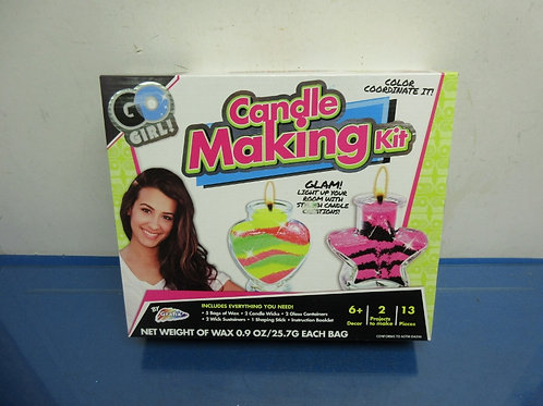 Go Girl! Candle making kit