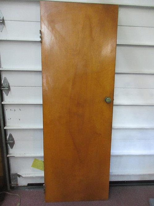 """Hollow wooden interior door, 28x79.5"""""""