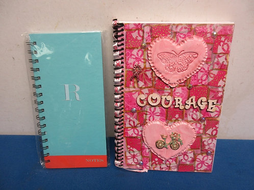 Journal and notepad - new
