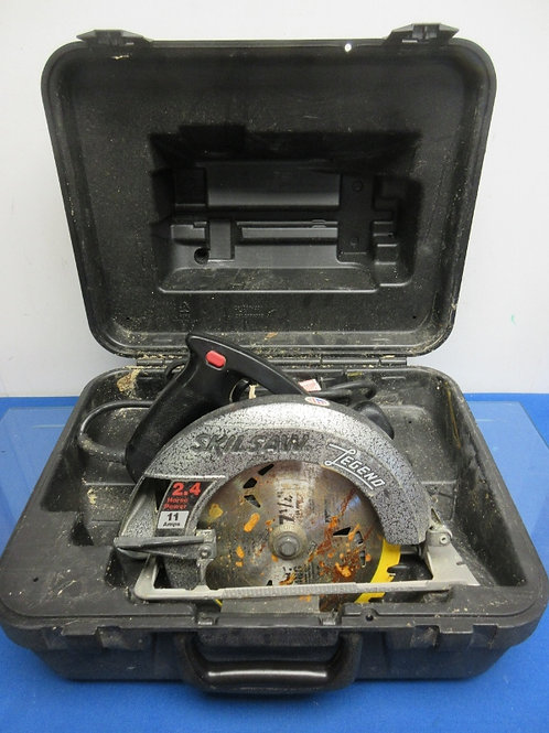 Skil circular saw with case, made in USA