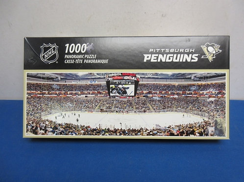 Pgh Penguin 1000pc panoramic puzzle of consol energy sell our, New sealed