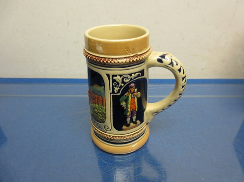 "Small beer stein 5.5"" tall"