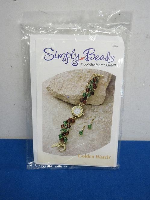 Simply Bead watch kit, New