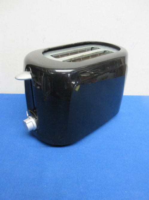 Living Solutions, black toaster, wear