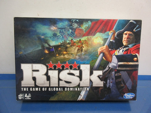 Risk game of global domination,ages 10 & up