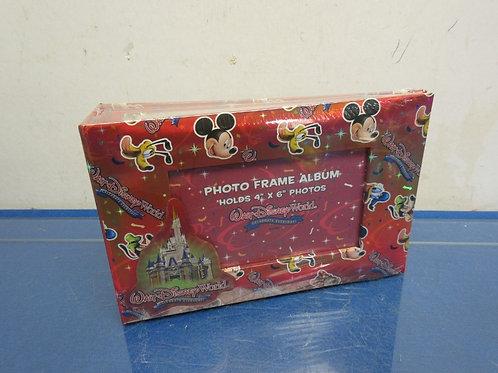 Walt DisneyWorld 4x6 photo album