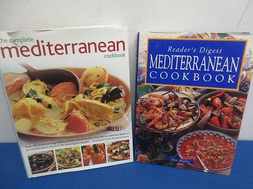 Looking to go a little healthier, mediterranean cookbook & complete mediterrania