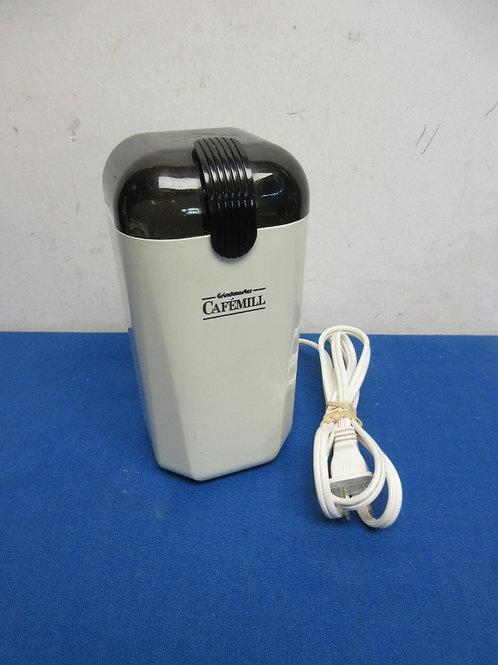 Cafemill grindmaster, coffee grinder