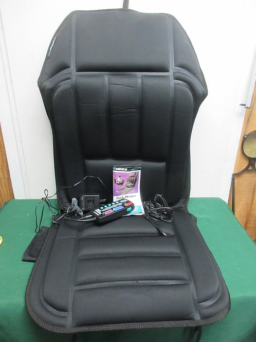 Homedics Back pleaser massaging chair cushion