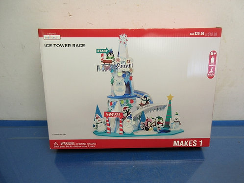 Creatology Ice Tower Race, new in box