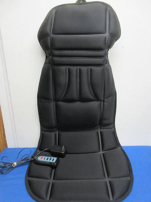 Black electric back massager