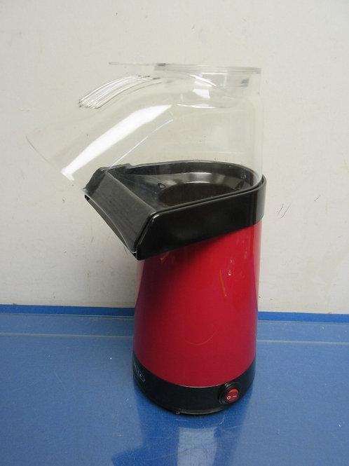 Bella red hot air electric popcorn popper