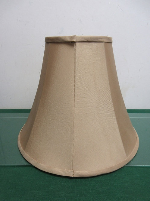 "Stiffel gold lamp shade - 12"""