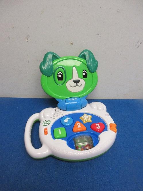 Leap frog musical puppy Scott