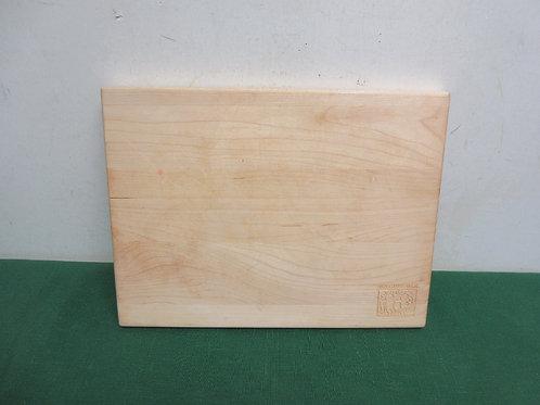 "Best buddies wooden cutting board, 9x12"""