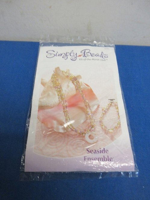 Simply Bead necklace kit, New