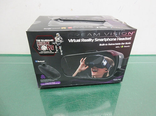 Dream Vision reality smartphone headset, bluetooth
