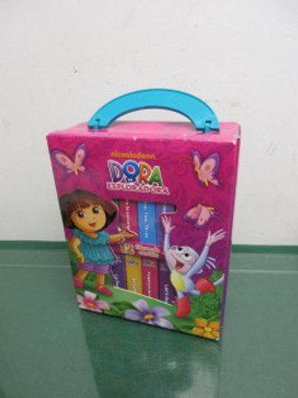 Dora 12 mini book set in carry case