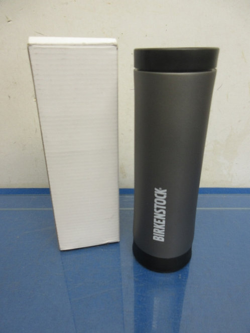 Birkenstock stainless steel insulated travel bottle - new in box