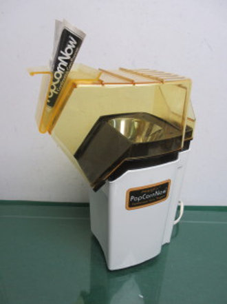 Presto popcorn popper with butter well