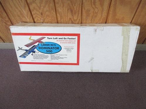 Lanier RC's Dominator 500 model airplane - in box