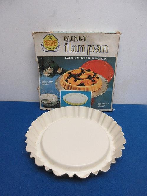 Nordicware flan pan