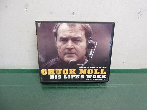 Audio book - chuck noll, his lifes work - 13 cd's