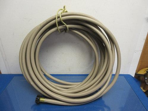 Tan vinyl hose